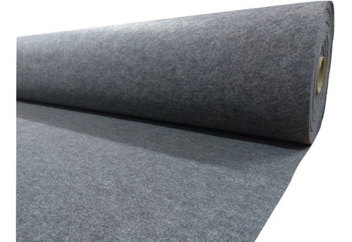 alfombra boucle punzonada acanalada x m2 gris claro
