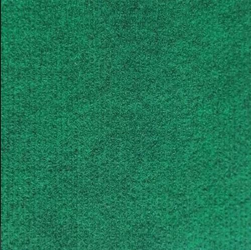 alfombra boucle punzonada acanalada x m2 verde ingles