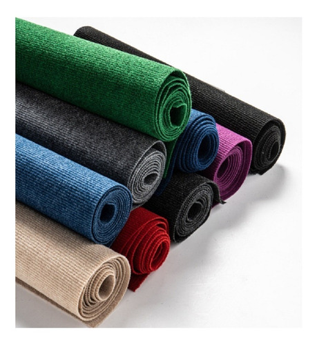 alfombra boucle punzonada ,tapizmel ,diloop,acanalada por m2