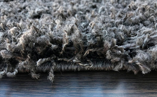 alfombra carpeta choco pelo largo 200x290cm  kreatex