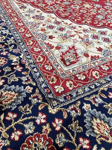 alfombra carpeta clasica simil seda c37 160x230cm kreatex