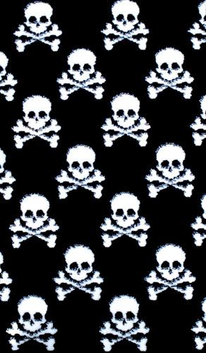 alfombra carpeta moderna calaveras 160x220cm kreatex