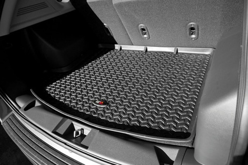alfombra cherokee liberty 2.008+, cargo, 1 pieza, negro