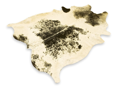 alfombra cuero vaca natural pelo. tamaño x  l