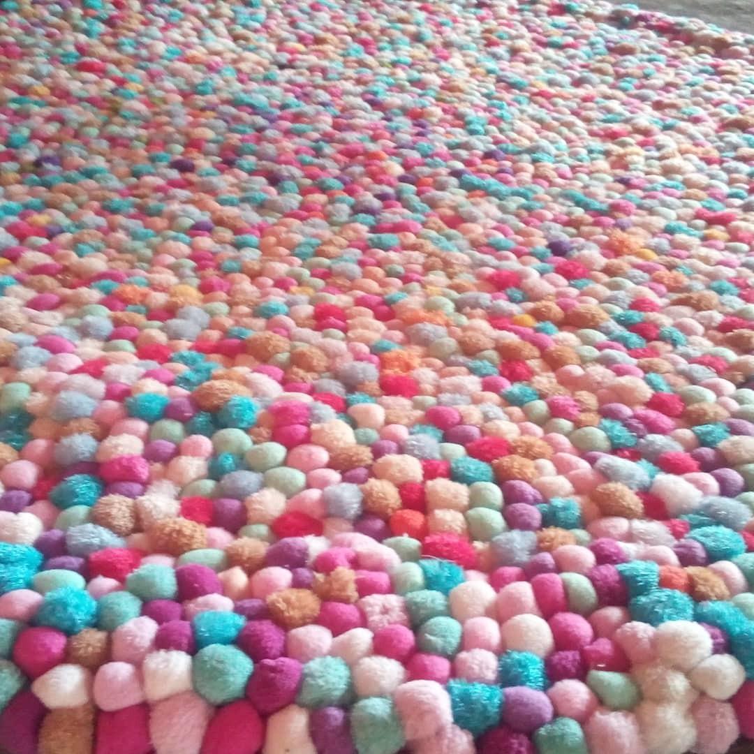 2b19ec9c2a alfombra de bolas monarca somos fabricantes. Cargando zoom.