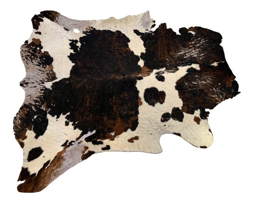 alfombra de cuero de vaca