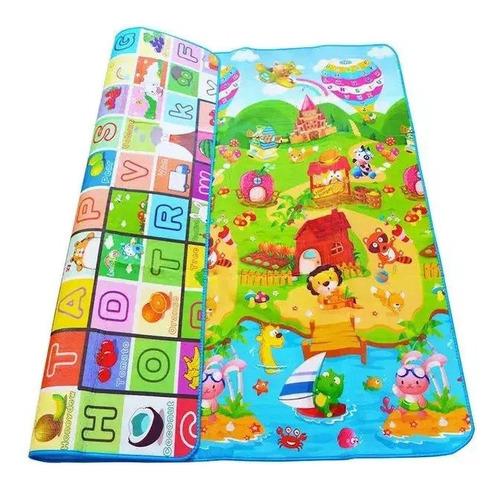 alfombra de gateo para bebe promocion