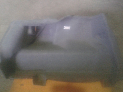 alfombra de maleta chery orinoco