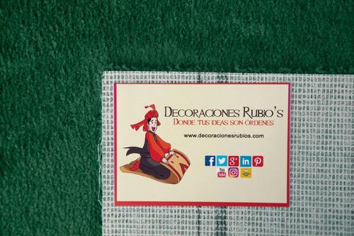 alfombra de pasillo varios colores  1.50 x 5 metros