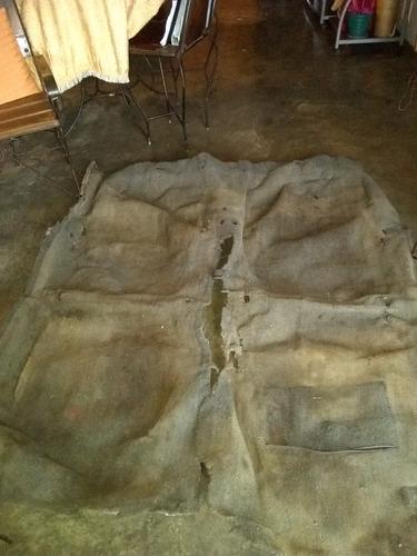 alfombra de piso original toyota corolla baby camry.