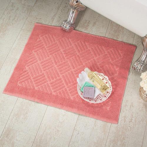 alfombra de toalla ama de casa 54x68 cms aurora
