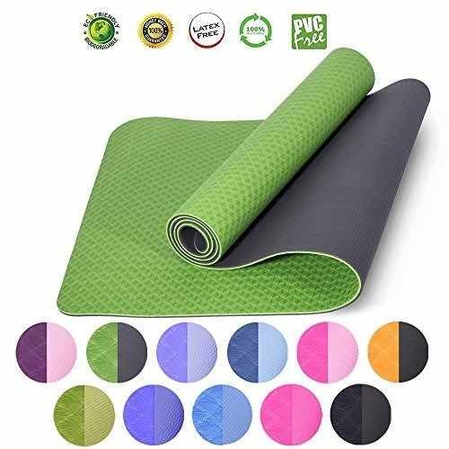 Alfombra De Yoga Para Yoga Caliente Pilates Fitness De Entre ... 654f00d5b5d2