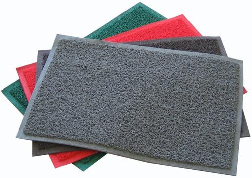 alfombra decorativa para exteriores e interiores entradas