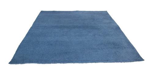 alfombra delgada remate  2 x 2 metros