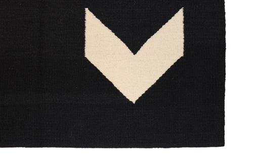 alfombra elementos argentinos - modelo: flechas