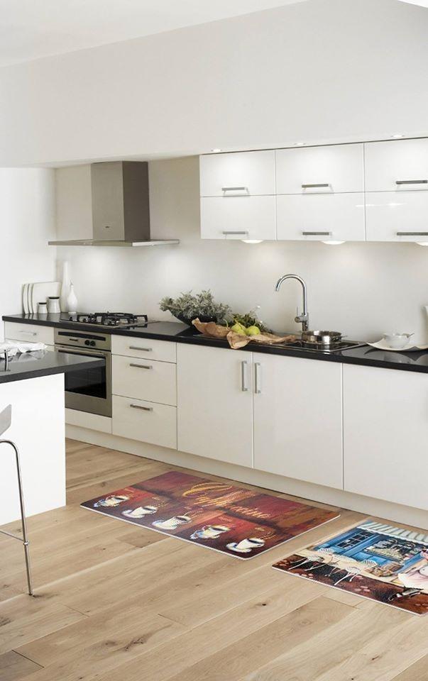 Alfombras para la cocina top free tapetes originales - Alfombras de vinilo para cocina ...