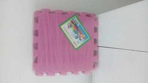 alfombra foami piso de bebe