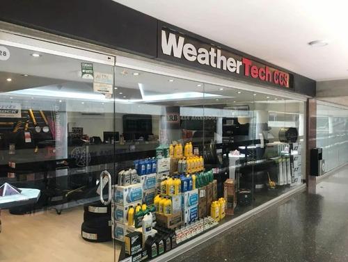 alfombra fortuner weathertech 2009-2019 sin tercera fila