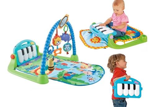 alfombra gimnasio manta didáctica piano pataditta juguetes