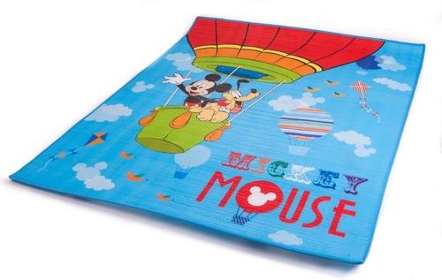 alfombra grande manta antigolpes bebe para gateo disney