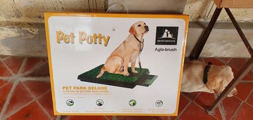 alfombra higiénica p/ mascotas