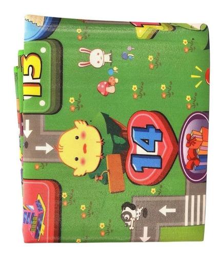 alfombra infantil aislante doble impermeable 200x180cm cuota