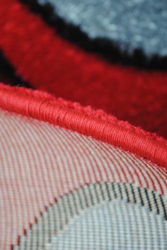 alfombra infantil auto 100x200cm kreatex