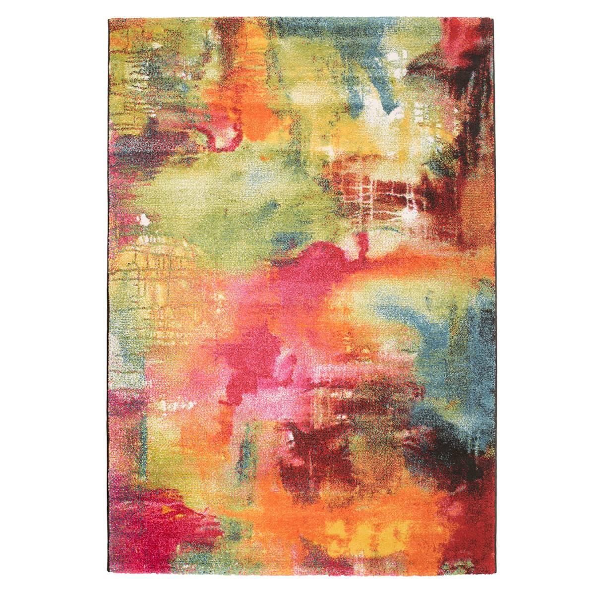 Alfombra Inusual Art133x190cm Mediana Multi Dib 59 190 En  # Muebles Dib Vina Del Mar