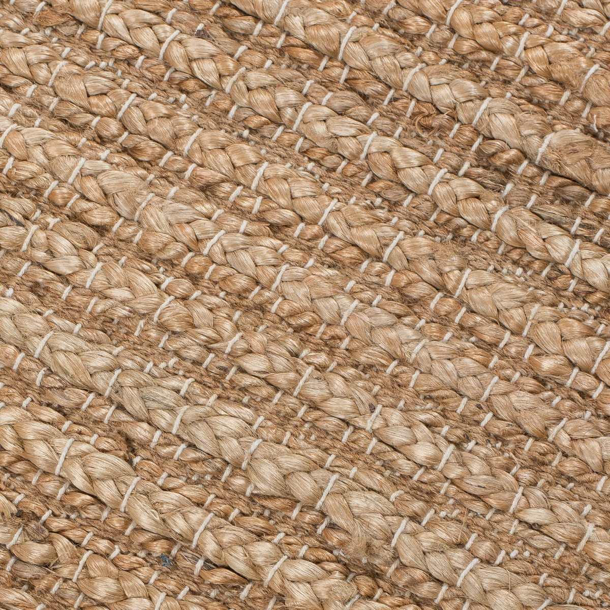 Alfombra Jute Woven Natural160x230cm Grande Caf Dib 95 990 En  # Muebles Dib Vina Del Mar