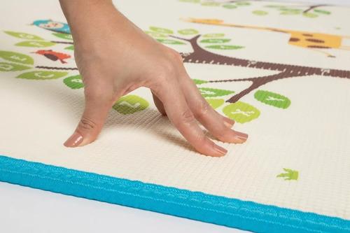 alfombra manta antigolpes bebes 1,80x1,20 motek no goma eva
