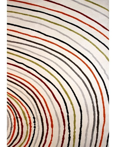 alfombra moderna pelo suave sevilla  4732/6s01/ 160x230