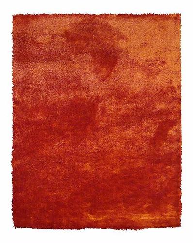 alfombra moderna shaggy expo 1.60x2.30 mts. pelo semi largo