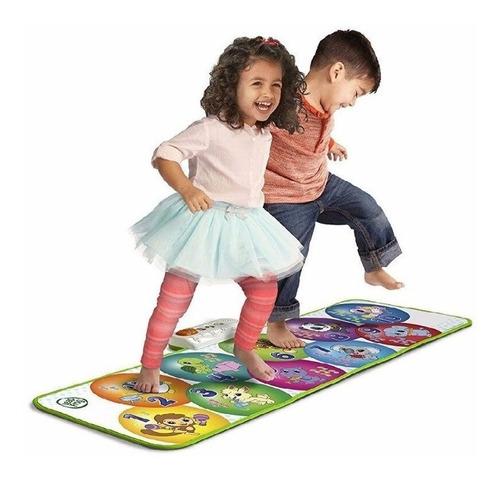 alfombra musical dance juega y salta leap frog 81614