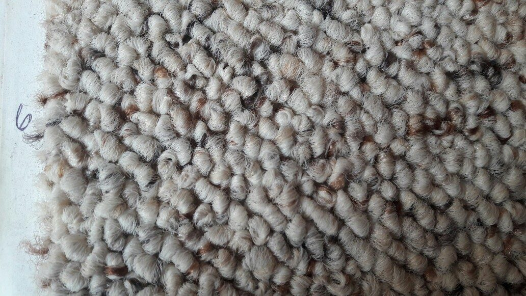 Alfombra nudo grueso tipo lana en mercado libre for Tipos de alfombras