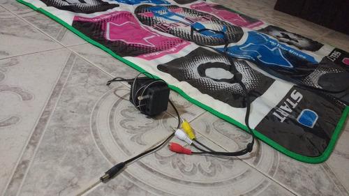 alfombra para bailar crazy dance en muy buen estado