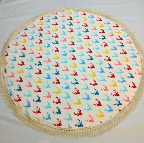 alfombra para bebe