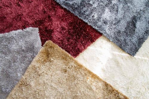 alfombra para cuartos salas locales importada minimalista