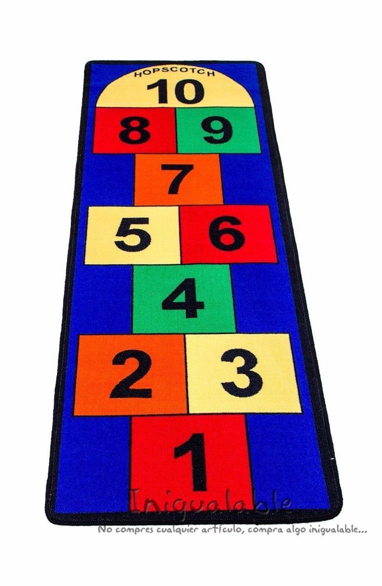 Alfombra para ni os con los numeros para jugar 1 850 - Alfombras antiacaros ninos ...
