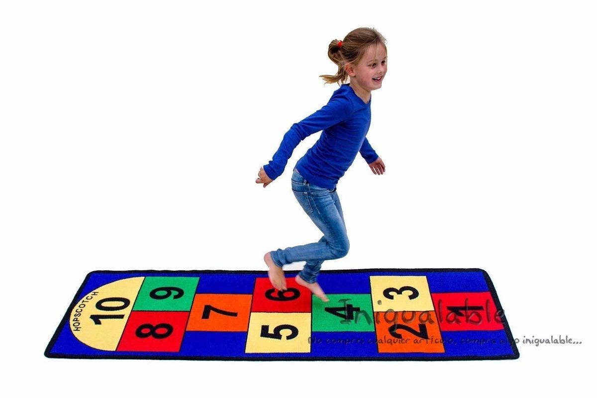 Alfombra para ni os con los numeros para jugar 1 850 for Alfombras de juegos para ninos