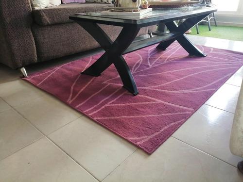alfombra pelo corto