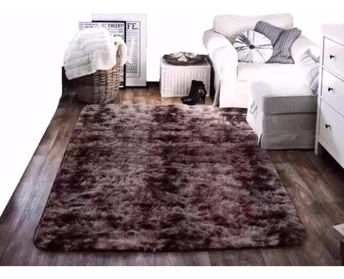alfombra peluda 2m*3m suave 6 colores. retira, sin envio