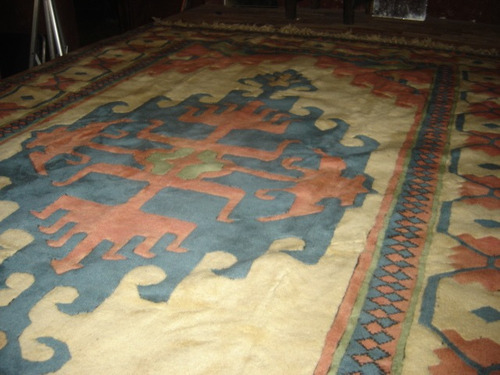 alfombra persa