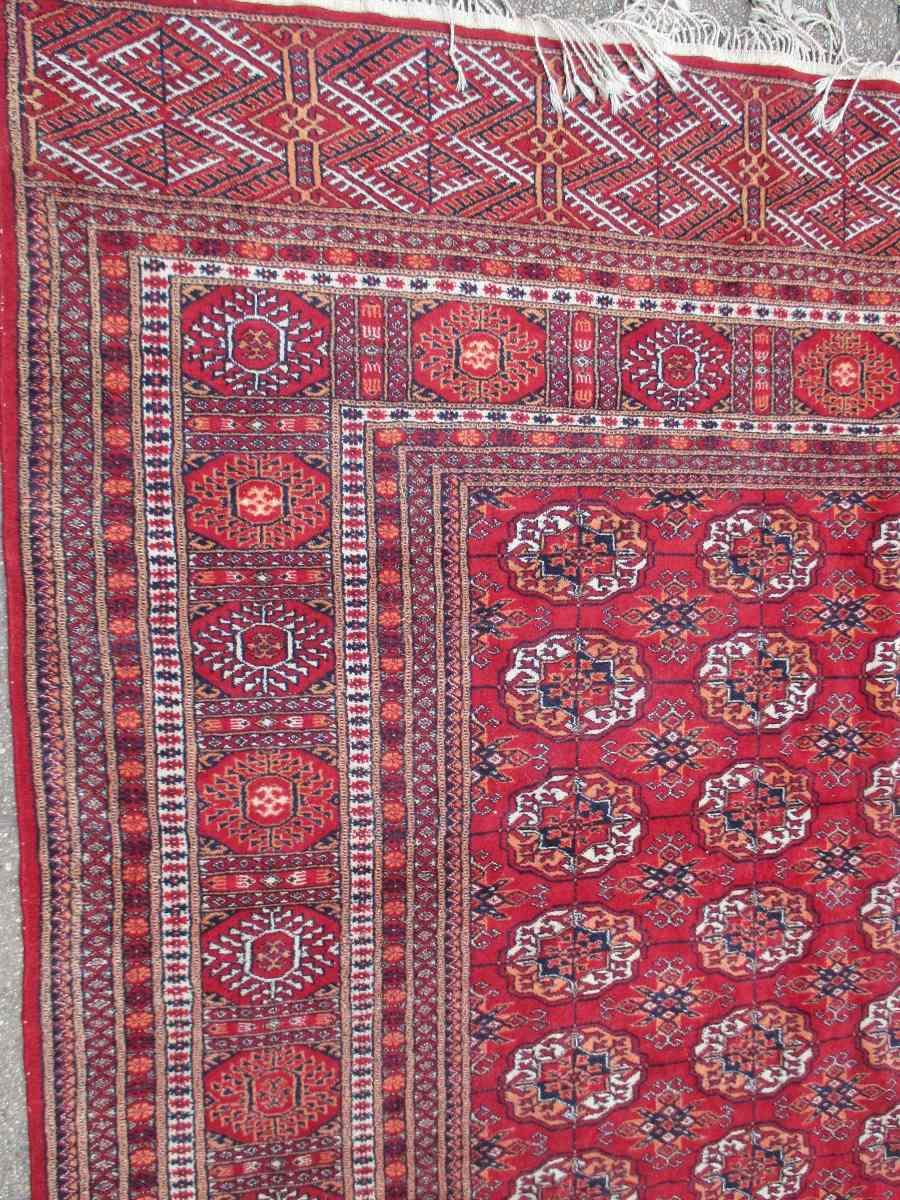 Alfombra persa bockhara 290 x 190 cms en for Alfombras persas precios mercado libre