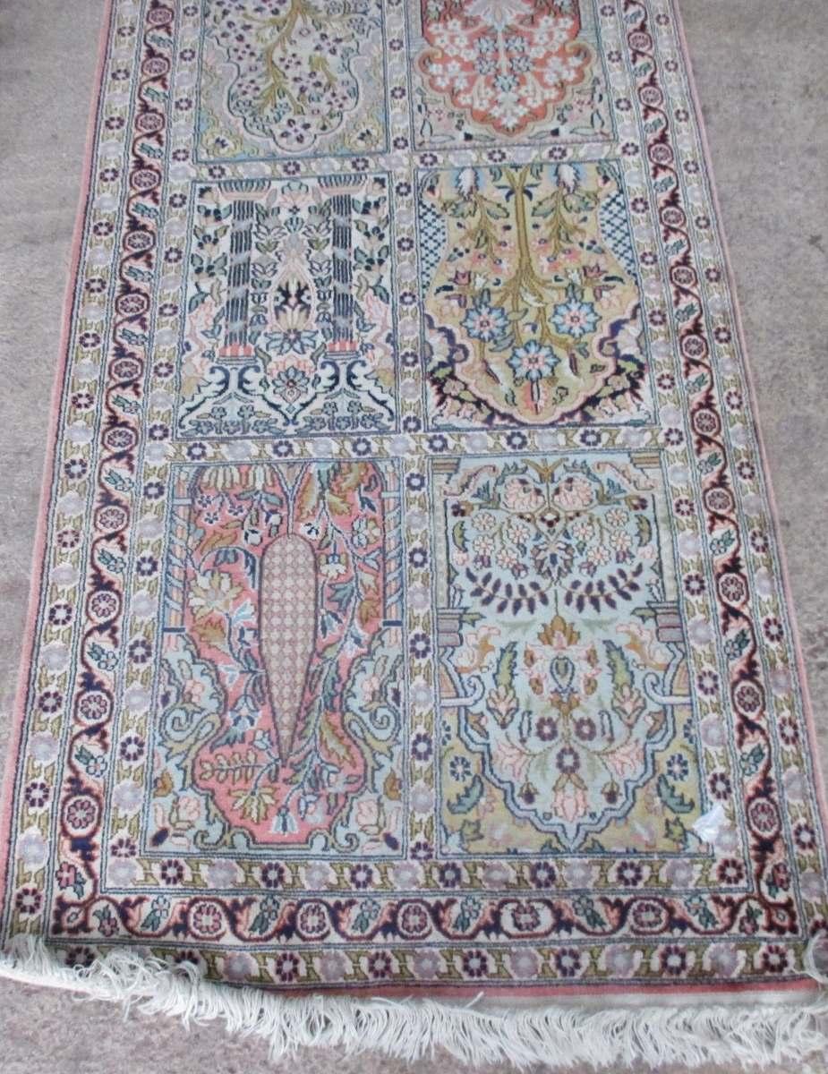 Alfombra persa isfahan 305 x 80 cms en mercado for Alfombras persas chile