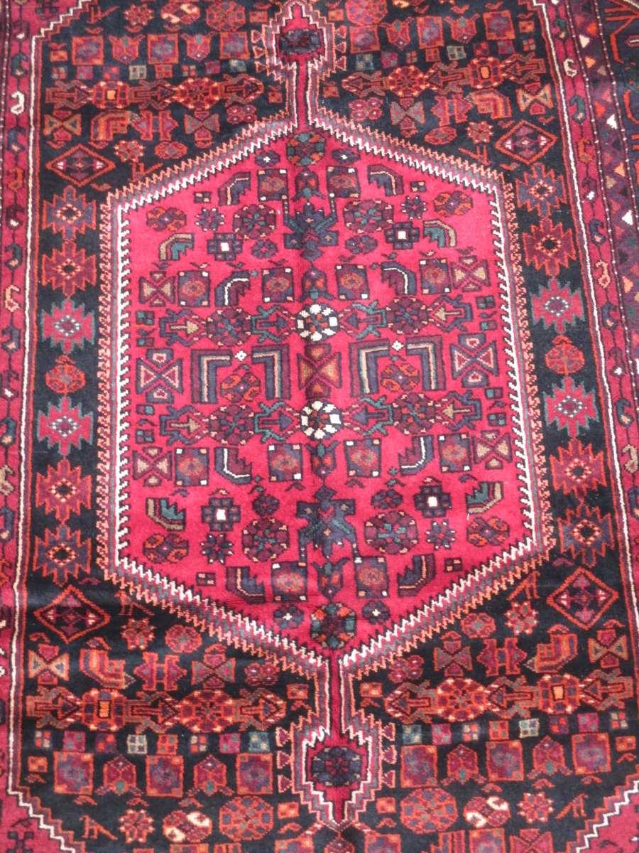 Alfombra persa sanjan 288 x 160 cms en for Alfombras persas chile