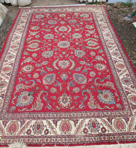 Alfombra persa sarouk 520 x 340 cms en for Restauracion alfombras persas
