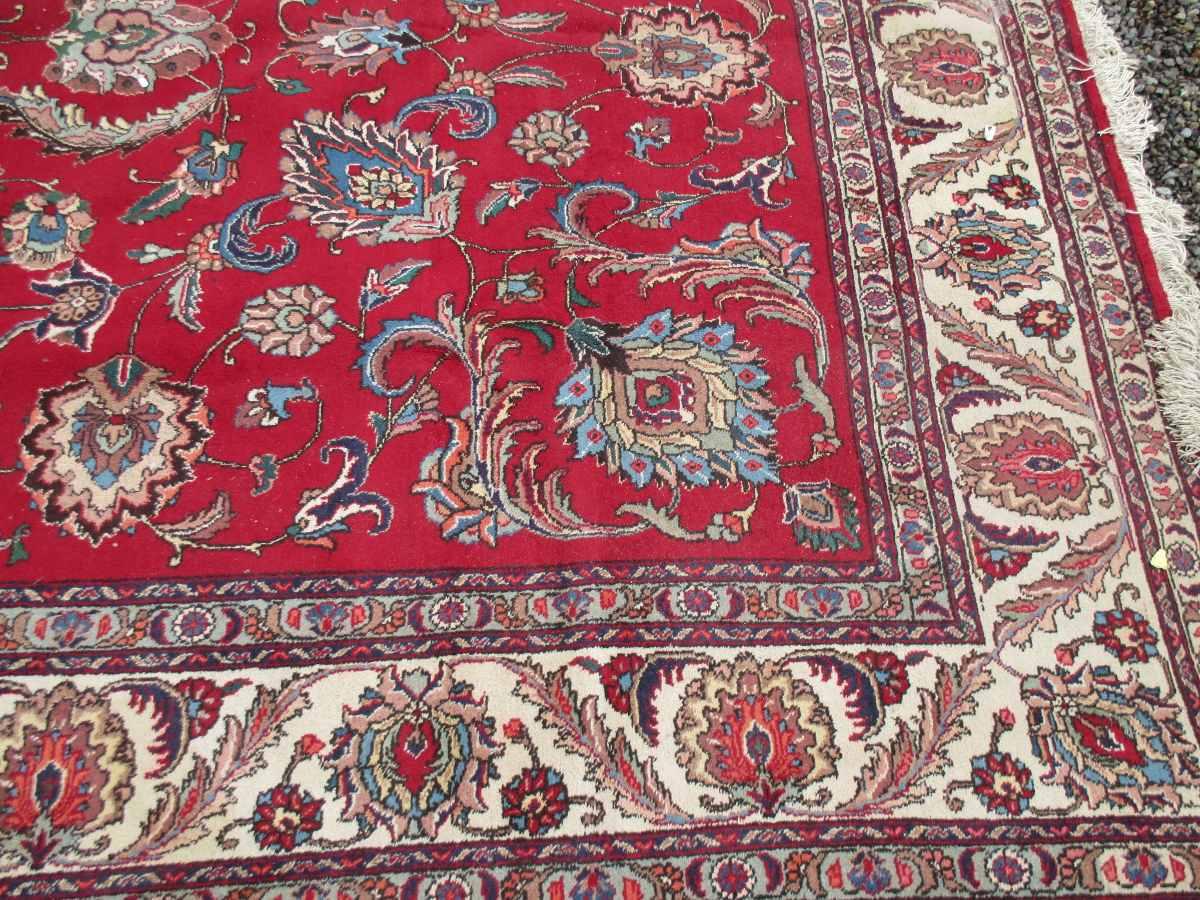 Alfombra persa sarouk 520 x 340 cms en for Alfombras persas chile