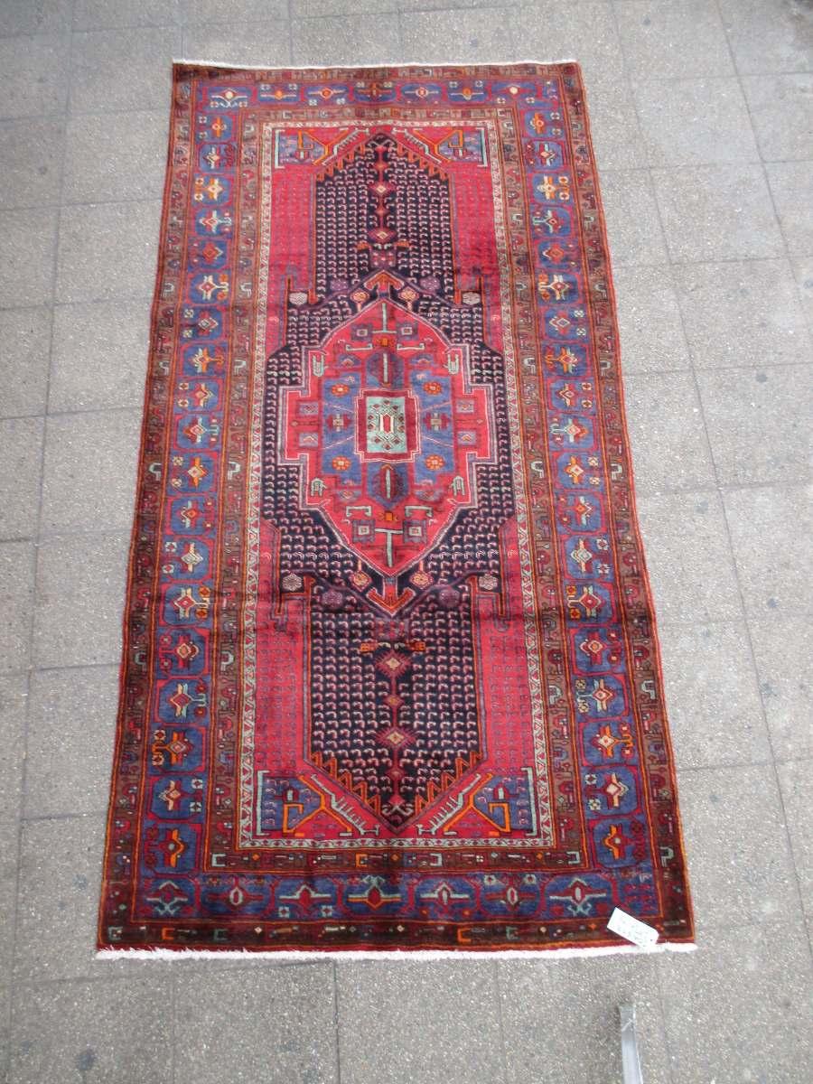Alfombra persa songor 293 x 146 cms en for Alfombras persas redondas