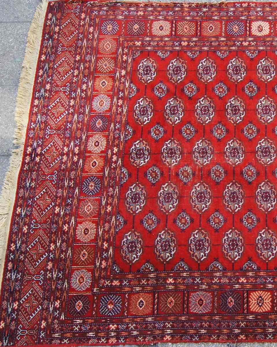 alfombra persa tekke 290 x 190 en mercado libre On alfombras persas precios mercado libre