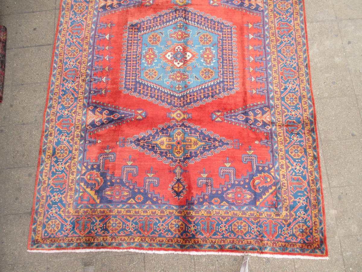 Alfombra persa visse 352 x 248 cms en for Alfombras persas precios mercado libre